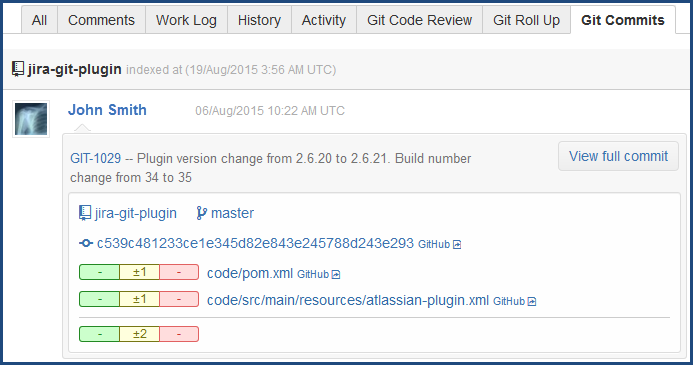 See source codes inside Jira
