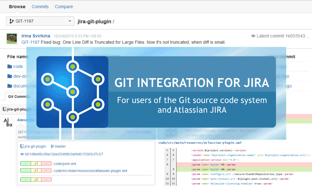 Overview Git add-on